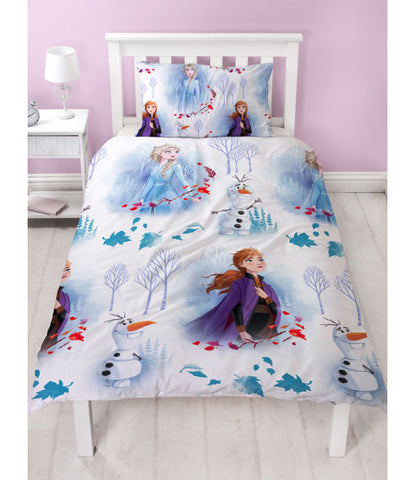 Disney Frozen 2 Element Single Duvet Cover Set