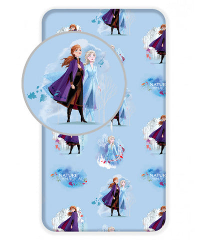 Disney Frozen 2 Single Fitted Sheet
