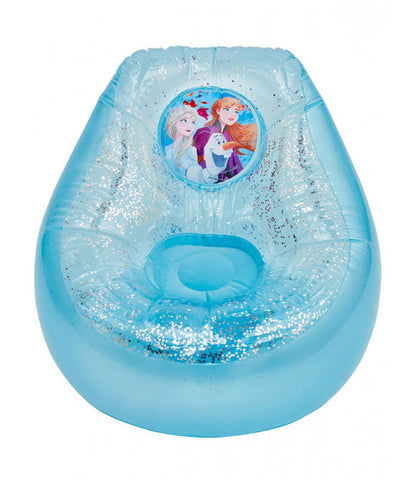 Disney Frozen Inflatable Glitter Chill Chair