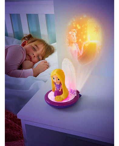 Disney Princess Rapunzel 3 in 1 Magic Go Glow Night Light