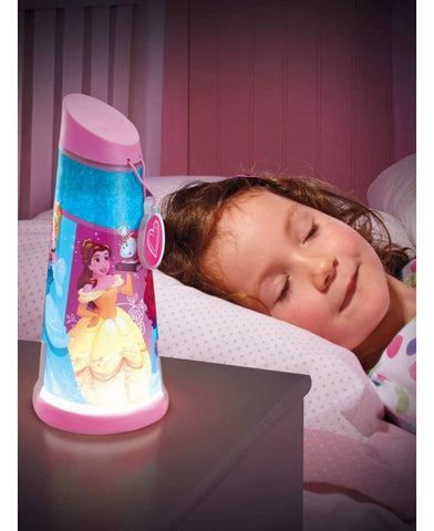 Disney Princess Go Glow Night Beam Tilt Torch Light