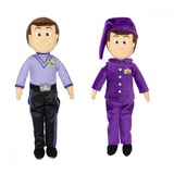 The Wiggles Dress up Lachy Plush 40cm