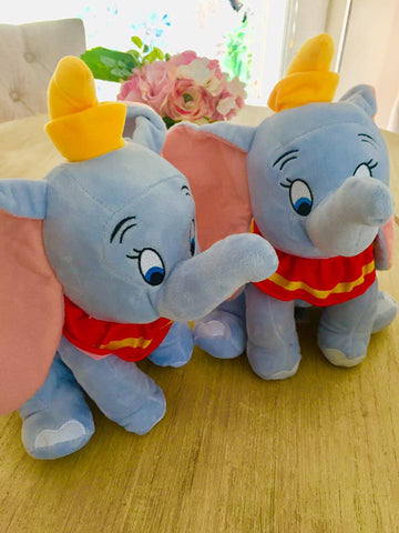 Official Dumbo Plush 30cm