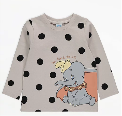 Disney Dumbo Be Kind to All Top