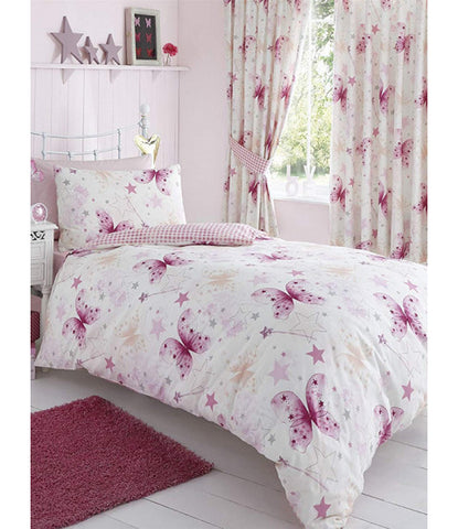 Make a Wish Single Duvet Cover and Pillowcase Set