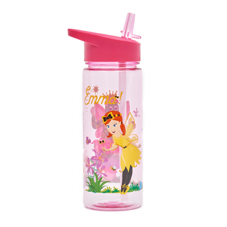 The Wiggles Emma & Dorothy Drink Bottle Pink