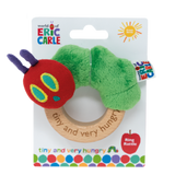 Very Hungry Caterpillar Eric Ring Rattle Teether