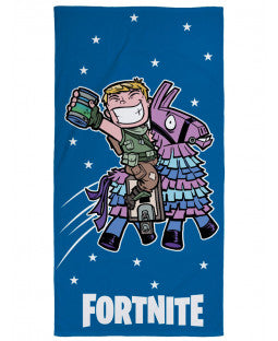 Fortnite Llama Beach Towel