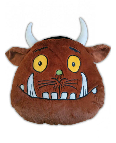 The Gruffalo Head Shaped Cushion