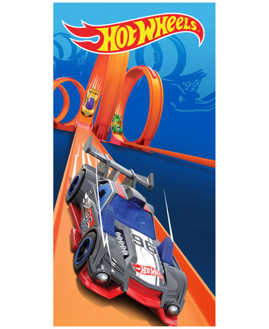 Hot Wheels Beach Towel