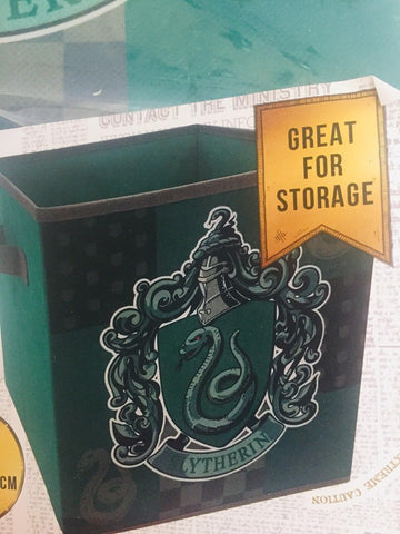 Harry Potter Storage Cube -Slytherin