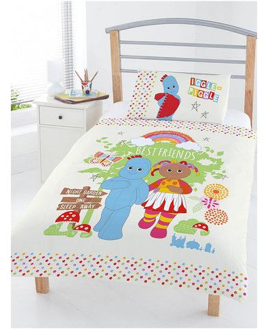 In The Night Garden Best Friends Toddler/Junior Duvet Cover Set