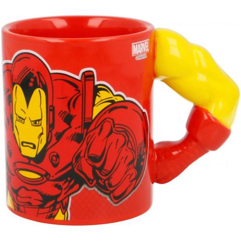 Marvel Avengers Ironman Ceramic Mug