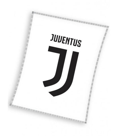 Juventus FC White Fleece Blanket