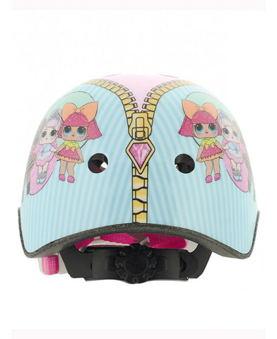 LOL Surprise Ramp Safety Helmet with Sticker Set