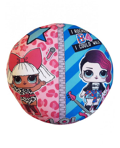 LOL Surprise 2 in 1 Reveal Round Cushion