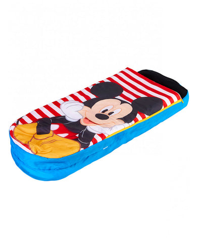 Mickey Mouse Junior Ready Bed Sleepover Solution/Sleeping Bag