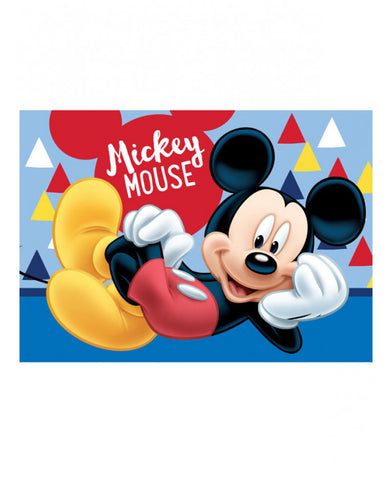 Mickey Mouse Floor Mat