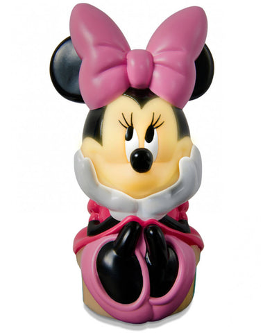 Minnie Mouse Night Light and Torch