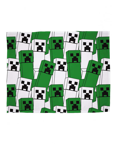 Minecraft Bold Fleece Blanket