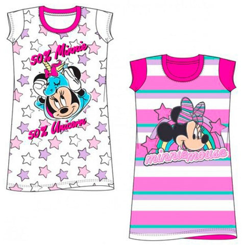 Minnie Mouse Adorable Collection cotton Night dress/Nightie