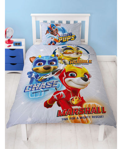 *NEW* Paw Patrol Super Single Duvet Cover Set