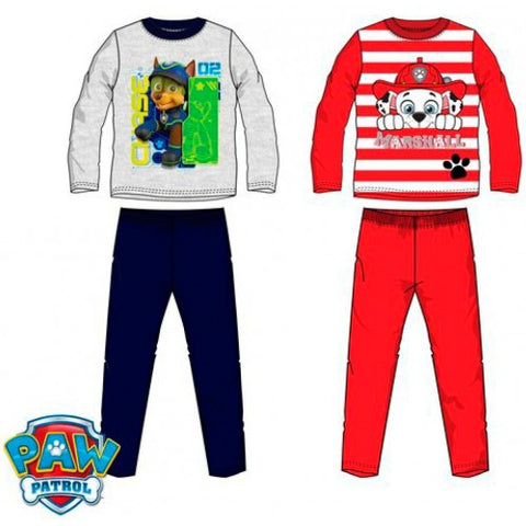 Paw Patrol Long Pyjama set