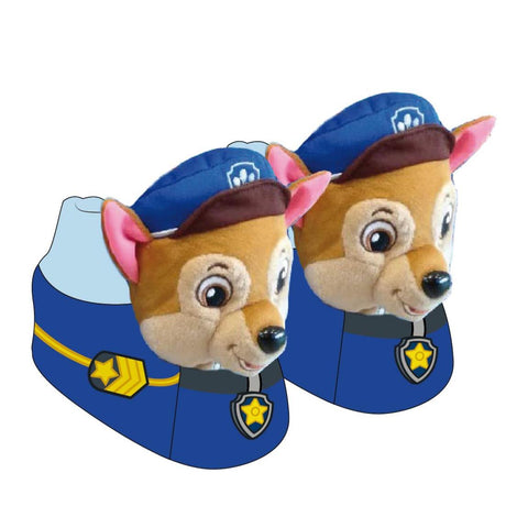 Paw Patrol  Chase 3D Slipper Set
