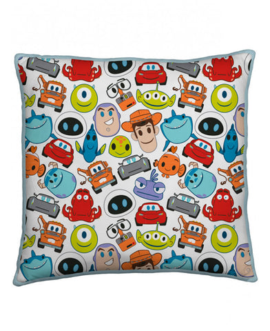 Disney Pixar Emoji Square Cushion