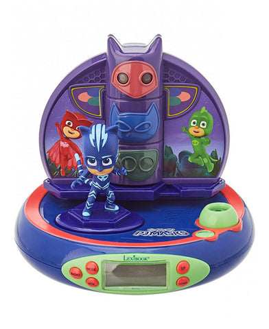 *NEW* PJ Masks 3 in 1  Radio Alarm / Clock/ Projector