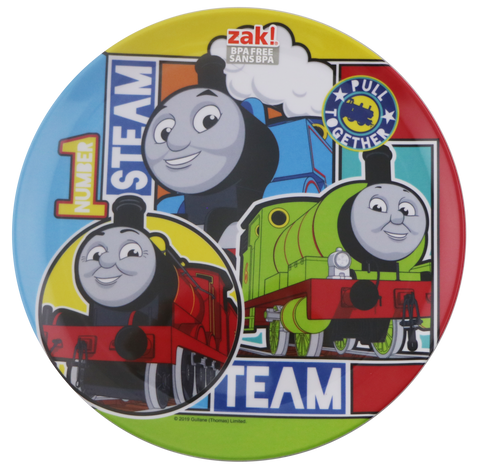 Thomas the Tank Engine Round Plate