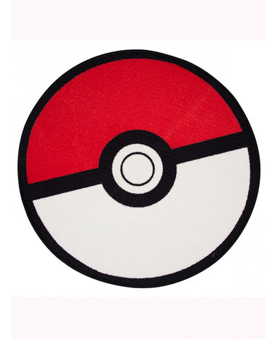 Pokémon Pokeball Floor Rug