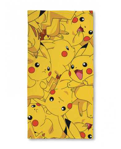 Pokemon Boom Towel
