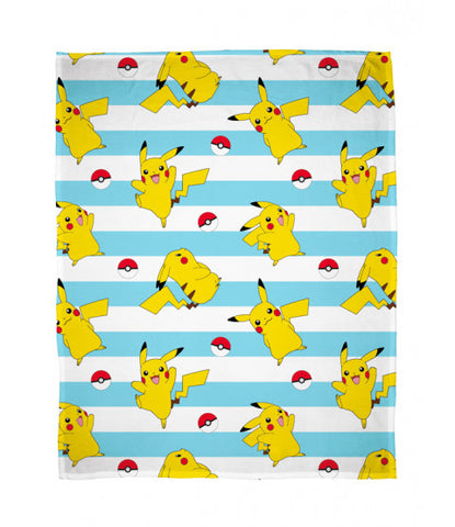 Pokémon Jump Fleece Blanket