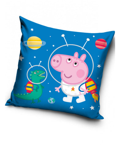 Peppa Pig George Astronaut Cushion