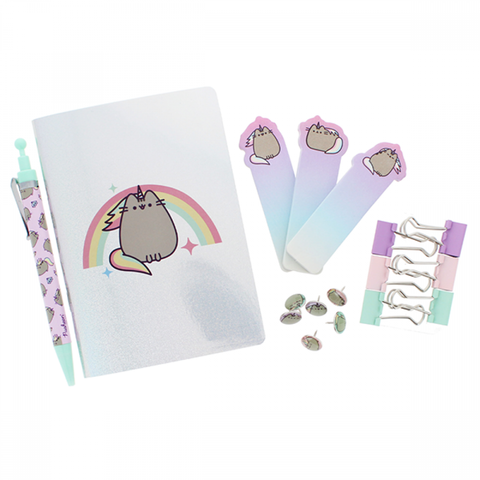 Pusheen Cute and Fierce Stationery Set