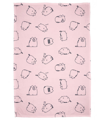 Pusheen Sweet Fleece Blanket