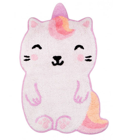 Luna Caticorn Shaped Floor Rug