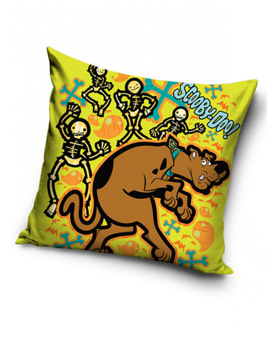 Zoom  Scooby Doo Skeletons Cushion