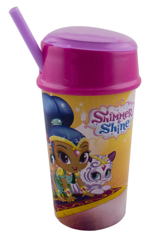 Shimmer and Shine 400ml Snack Tumbler