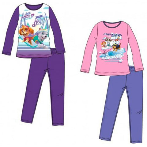 Paw Patrol  Skye Long sleeve Pyjama set25
