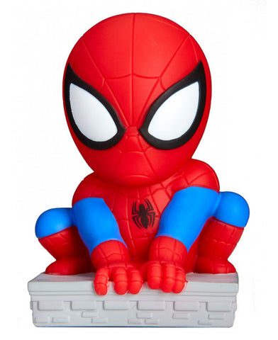 Spiderman 2 in 1 Night Light and Torch