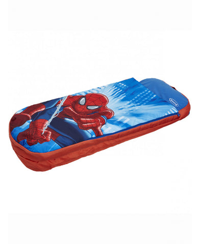 Spiderman Junior Ready Bed Sleepover Solution/Sleeping Bag