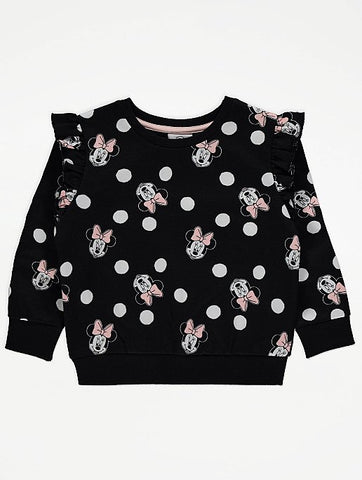 Minnie Mouse Frills Swearshirt