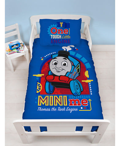 *NEW* Thomas and Friends Minis Junior Toddler Duvet Cover Set