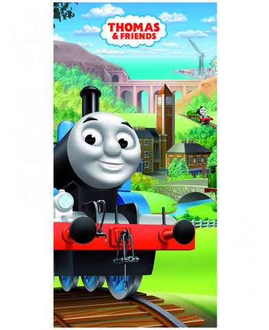 Thomas & Friends Beach Towel