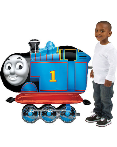 Air Walker Thomas the Tank Engine Foil Balloon