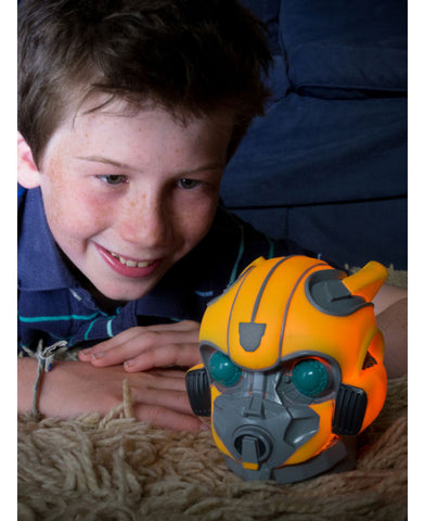 Transformers Bumblebee Colour Changing Night Light