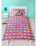 Trolls Dreams Single Duvet Cover and Pillowcase Set