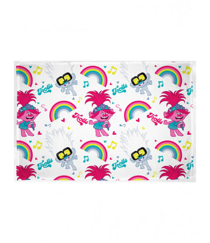 Trolls 2 Concert Fleece Blanket